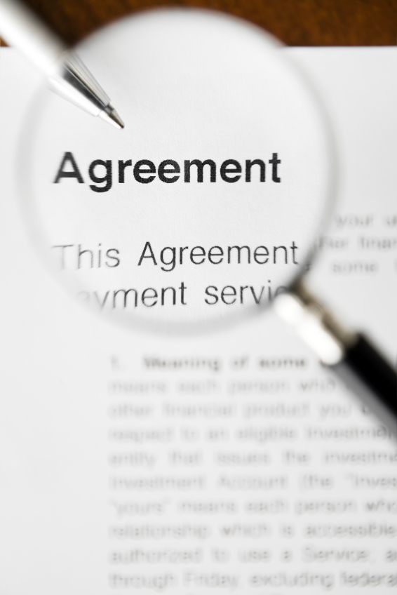 Agreement Document