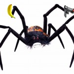 This dangerous spider of unknown origin was found in an Oregon home.