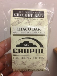 Chapul Cricket Bar